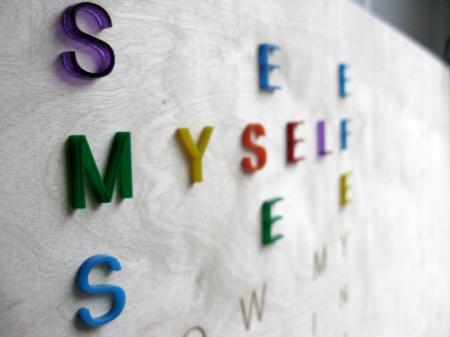 See Myself See Signage