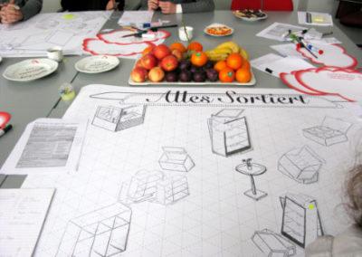 Isometrische Shops – Anfassbarer Workshop