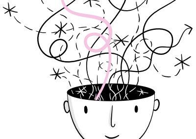 Head Spaces Illustration 2